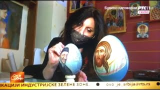 Изложба Васкршњих јаја – 2021. године