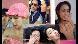 James Jirayu & Taew Natapohn, Mint Chalida Thai Star.... In TikTok