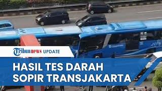 Polisi Rilis Hasil Tes Darah Pengemudi Bus Transjakarta yang Tewas dalam Kecelakaan di Halte Cawang