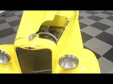 Video of '33 Cabriolet - LAUQ