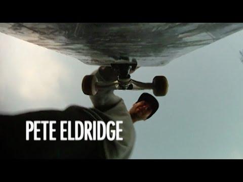 preview image for Video Vortex: Pete Eldridge, Hallelujah | TransWorld SKATEboarding
