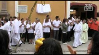 preview picture of video 'Calimaya Día de la Raza en Zaragoza'
