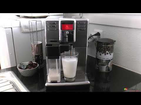 Testbericht Philips Kaffeevollautomat EP 5365/10