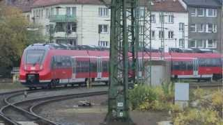 preview picture of video 'Euro Rails 143 - Aachen Hbf in 2011'