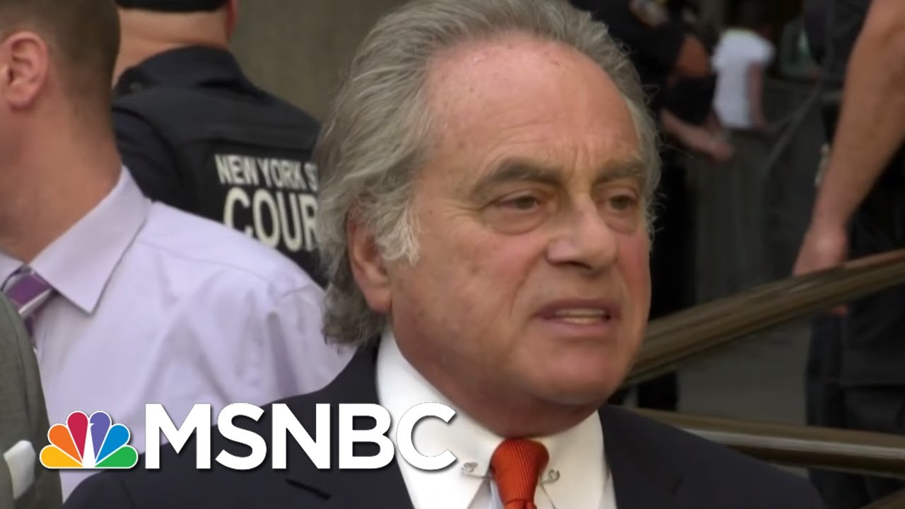 'I Have Doubt' About Harvey Weinstein Case Going To Trial: Defense Atty. | Hallie Jackson | MSNBC thumbnail