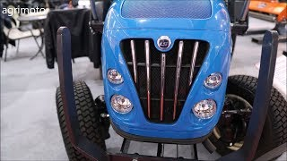 The 2019 LS R36 Tractor