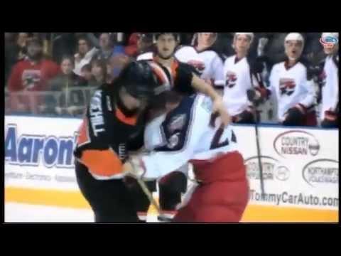 Jay Rosehill vs Mathieu Gagnon