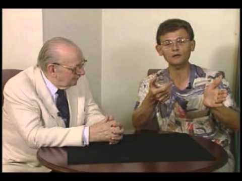 Two men demonstrate the incredible art of Bottle Ventriloquism