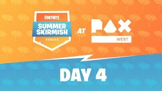 Fortnite #SummerSkirmish at PAX | Grand Finals