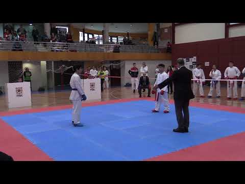 JDN Kata y Kumite Cadete y Junior 201018 Video 15