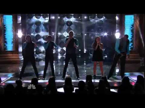 """12th Performance - Pentatonix - """"Dog Days Are Over"""" by Florence & The Machines - Sing Off - Series 3"""