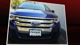 2013 Ford Edge SE AWD in Hannibal, MO 63401