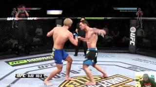 UFC - Alexander Gustafsson vs Chris Weidman - UFC Rivalry Fights | UFC Fights 2014