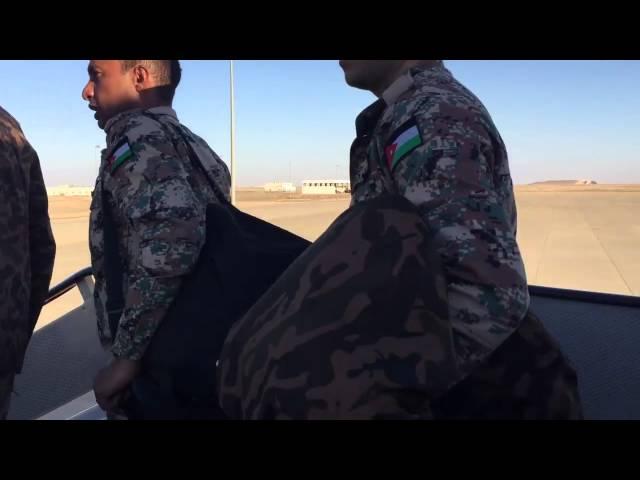 القوات الأردنية تصل إلى السعودية للمشاركة في تمرين رعد الشمال