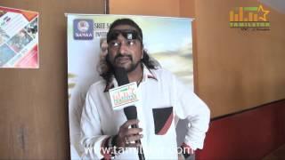 DOP U K Senthil Kumar at  Vilasam Movie Press Meet