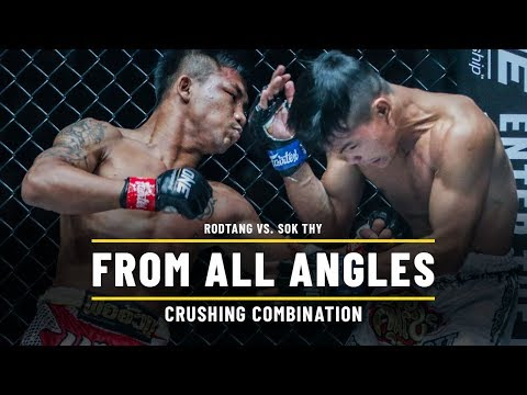 Rodtang vs. Sok Thy | ONE From All Angles
