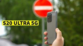 Samsung Galaxy S20 Ultra 5G - Langzeittest - Nachteile & Vorteile | CH3 Review Test Deutsch