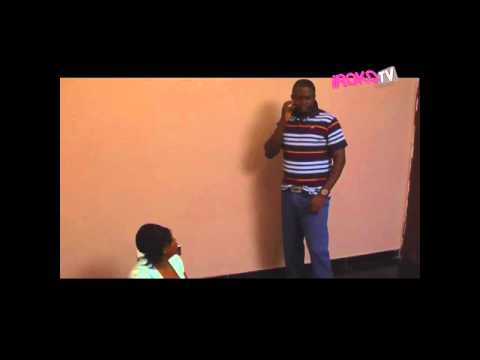 Muyiwa Ademola Climbs Wife Like a Horse - Yoruba Nigeria Movie