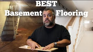 The Best Flooring For Basements - Is Luxury Vinyl Worth It?