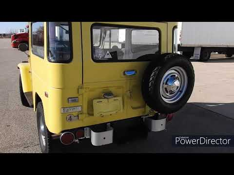 1971 Toyota Land Cruiser FJ (CC-1424627) for sale in O'Fallon, Illinois