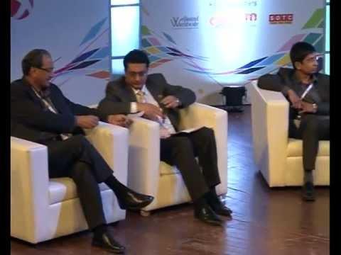 Print Summit 2012 : Panel B Print buyers – Anchored by Ramesh Kejriwal and Siddharth Kejriwal – Parksons Packaging Part 3