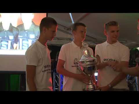 DSC Week 2018 - Huldiging Jeugd Kampioenen
