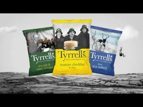 Tyrrells Crisps - Very Important Potatoes