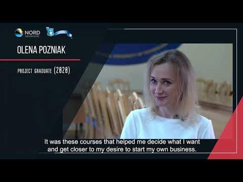 Відео-відгук випускниці проекту «Норвегія-Україна» Олени Позняк