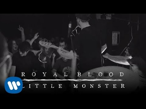 Royal Blood Little Monster drum thumbnail