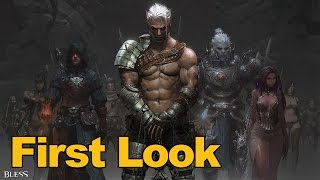 Bless Online Gameplay First Look - MMOs.com