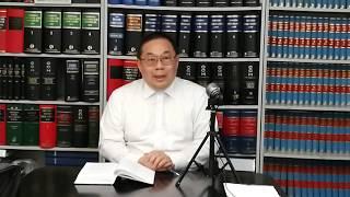 「陳震威大律師」之 一國兩制與五大訴求