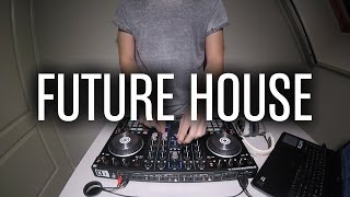 Future House & Bass House Mix 2016 by Adrian Noble | Traktor S4 MK2