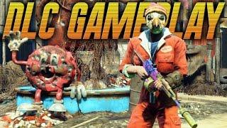 Fallout 4 Nuka World DLC GAMEPLAY - New Rare Weapons, Exploration & More !(Nuka World Gameplay)