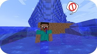 NOOB VS TSUNAMI NOOB SOBREVIVE!? MINECRAFT TROLL + ROLEPLAY