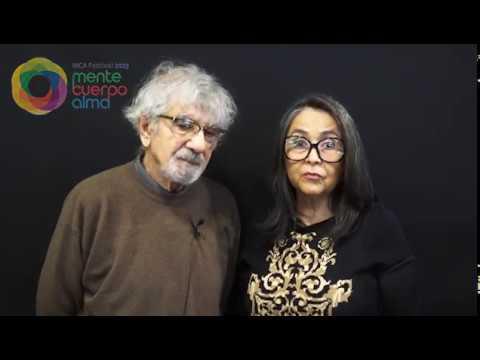 Humberto Maturana y Ximena Dávila - Invitación MCA Festival 2019