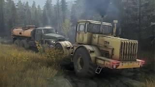 Трейлер игры Spintires