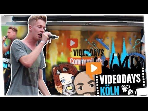 Auf den VIDEOSDAYS 2017 mit Jäääy!