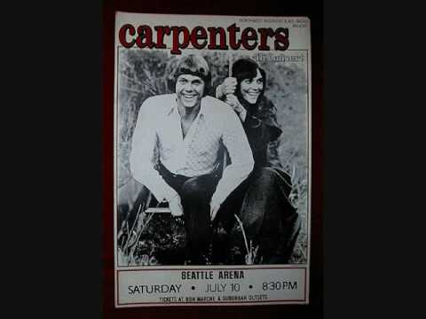 "The Carpenters ""Where Do I Go from Here?"""