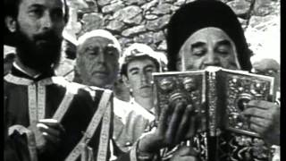Angelos Katakouzenos' lecture at the opening of Theofilos Museum, Lesvos, 1965