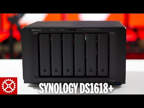 Synology DS1618+ 6-Bay NAS, C2 Backup and Giveaway