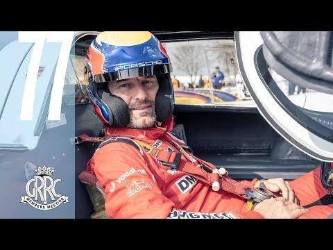Mark Webber is ready for Porsche 917 demo