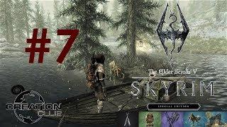 Прохождение TES V: Skyrim Special Edition! Пруд Глаз Мары! #7