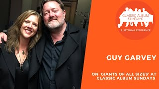 Elbow's Guy Garvey On 'Giants Of All Sizes' (final Section)