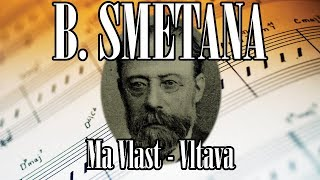 1 hour Bedrich Smetana Ma Vlast - Vltava (The Moldau) | Smetana Classical Music for Relaxation