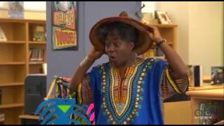 World Stories with Mama Koku: Anansi The Spider