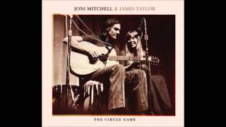 Joni_Mitchell & James Taylor - That Song About The Midwayׂ(Shpekale)