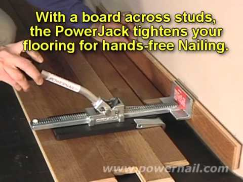 The PowerJack 500 by Powernail