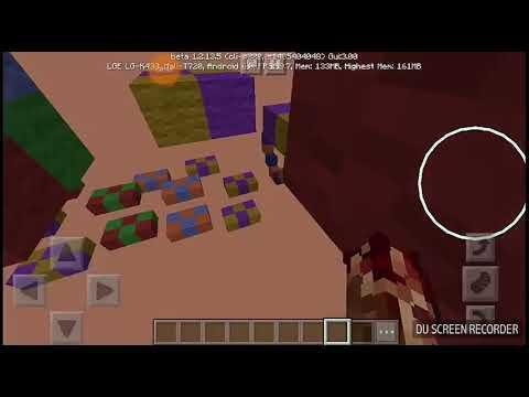 Minecraft: Parkuor arco-iris