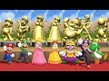 Mario Party 9 Step It Up All Characters Master Difficul