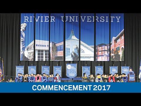 Rivier University Commencement 2017